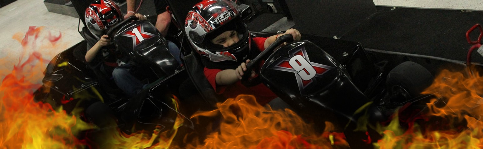 Indoor Grand Prix Go Karting - High Speed Go Karts